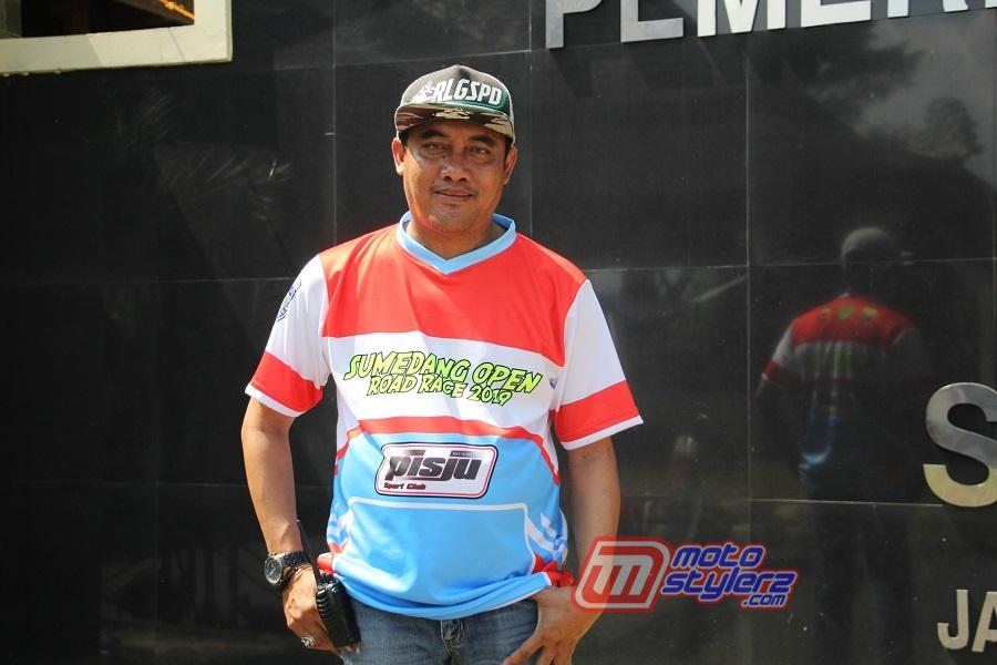 Zamalludin-Pimpinan Lomba (Pisju Sport Club)