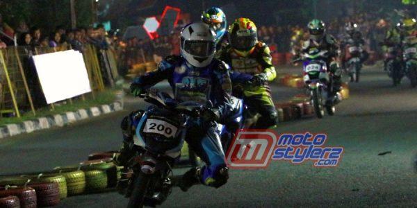 Jelang Super Adventure Night Road Race (Pangandaran): Balap Malming Special Sambil Hiburan, Nonstop Entertaimentnya Gaess