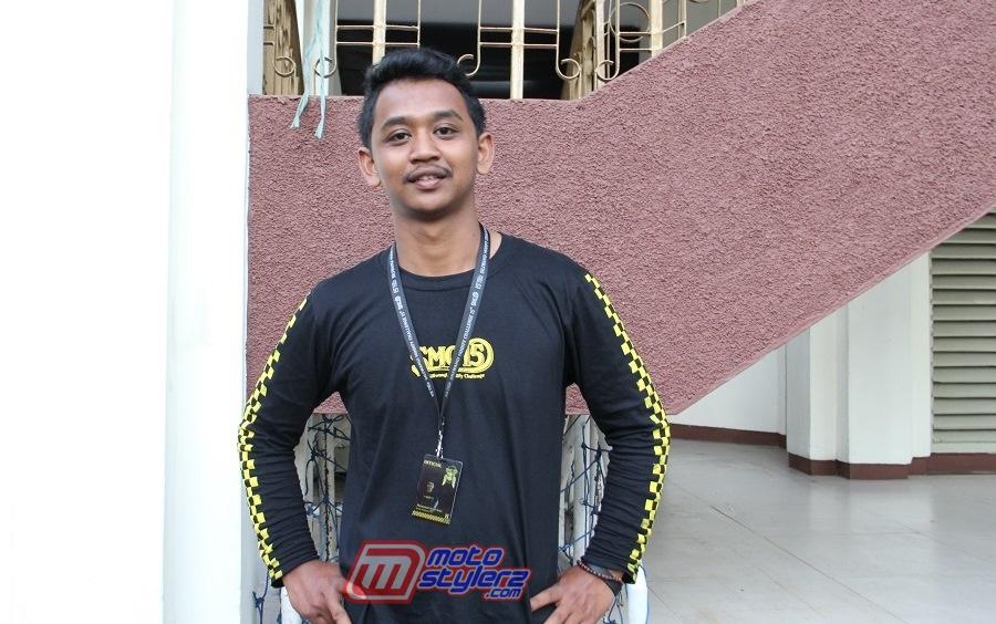 M.Arijal Setia-Komandan Even SMC Tasikmalaya