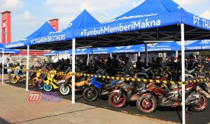 Maxi Yamaha Day Palembang-Diserukan Modification Contest