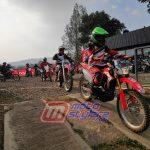 Peserta Honda Roadventure-Rasakan Sensasi CRF150L