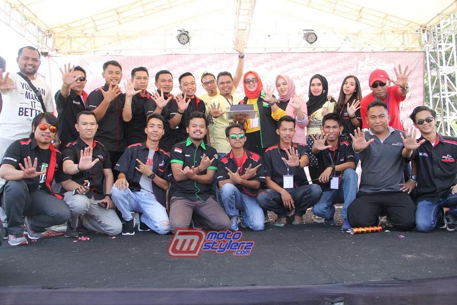 Prosesi Ultah 5 Tahun Honda Brio Community (HBC) Lampung-Kian Solid Warnai Dunia Otostylerz Tanah Air