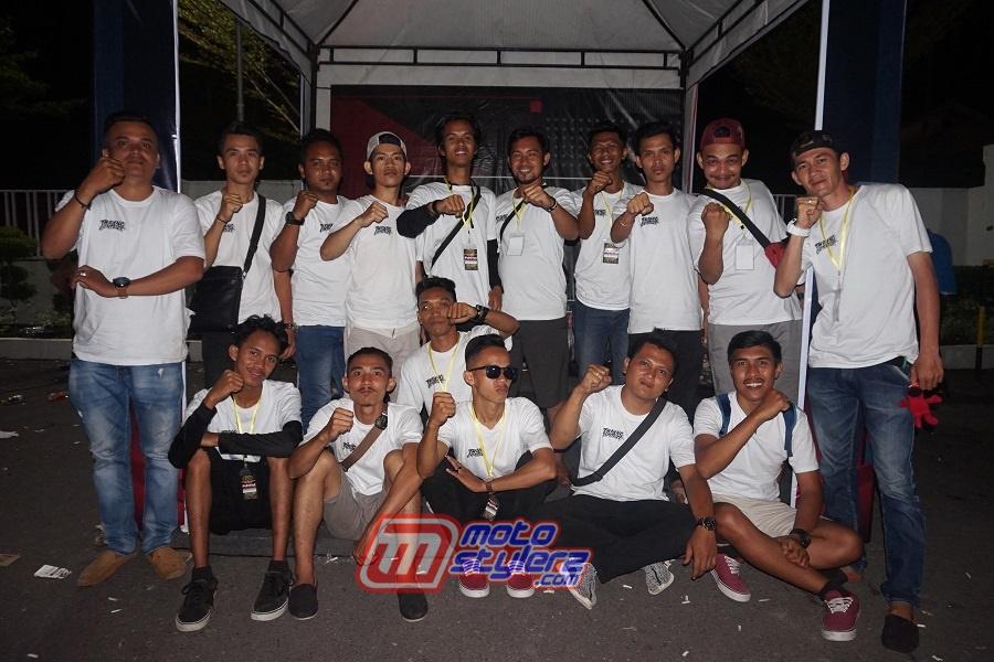 Skuad Blaster Padang Modification-Siap Hadirkan Party Modif Kuda Besi Part 4