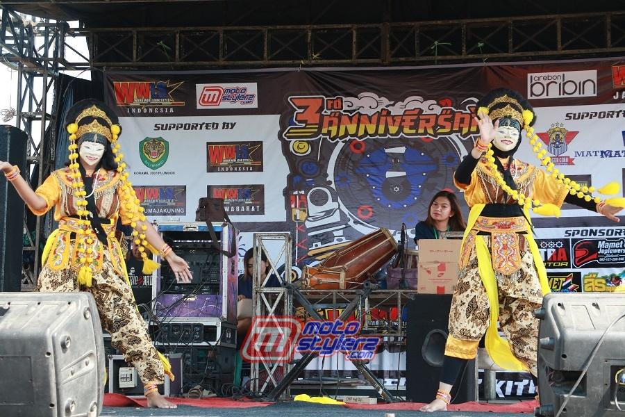 Tari Topeng-Pembuka Wajib Even Bareng Promo Budaya Khas Cirebon
