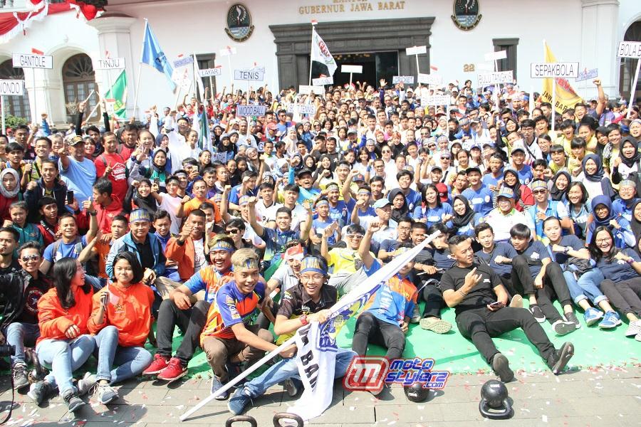 1446 Atlit PON Jabar-Bersatu Demi Jabar Juara & Jabar Kudu Bisa
