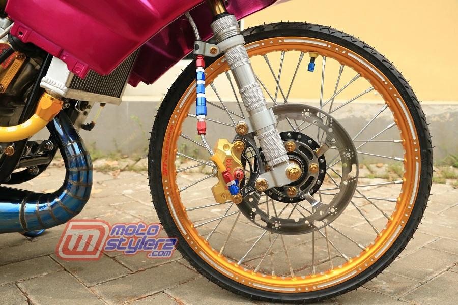 Custom Sok-Beraura Racing Harian