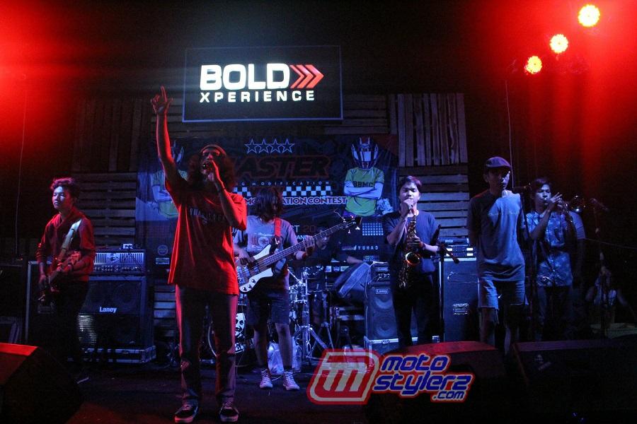 Entertaiment-Diserukan Perfom Good Vibes Bareng Music SKA Bro
