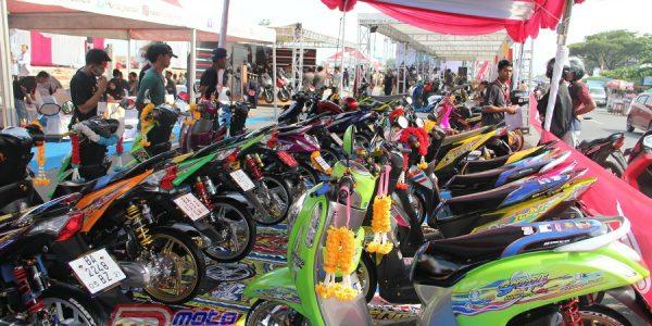Launching Honda Genio & Honda ADV 150 (Padang): Diserukan Beragam Kegiatan Menarik & Modification Contest, Bukti Honda Kian Dicintai Masyarakat Sumbar