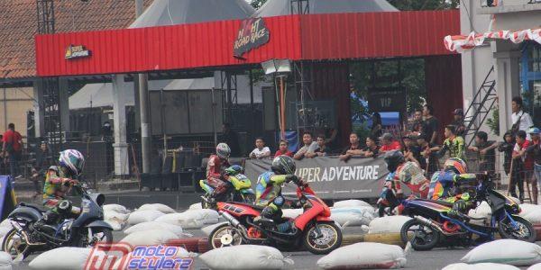 "Hasil QTT Super Adventure Night Road Race Putaran 3""2019  (Cianjur)"