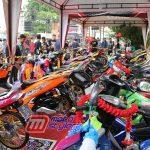 Motocontez by Blaster Padang Modification-Diserukan 105 Maskot Kece Gaess