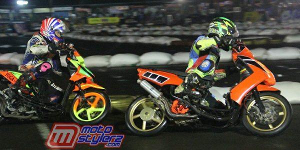 Hasil Kejuaraan Super Adventure Night Road Race (SANRR) Putaran 3 (Cianjur)