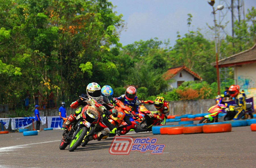 Seri 1 Matic Race by AG Production-Jadi Party Racer Matic Pulau Sumatera