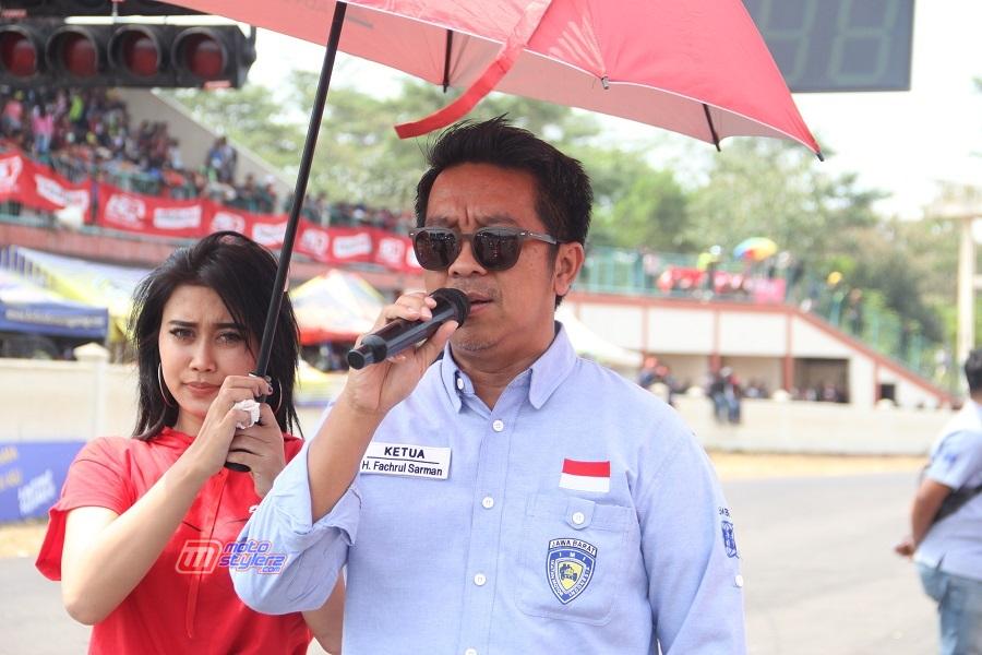 Dihadiri H. Fachrul Sarman-Ketua Pengprov IMI Jabar