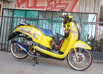 Modifikasi by Ard's Custom Feat Semmoc Concept-Kece Thailook Style