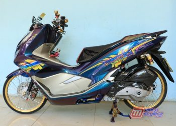 PCX by ARS It's Racing-Tampil Stylish Thailook Style