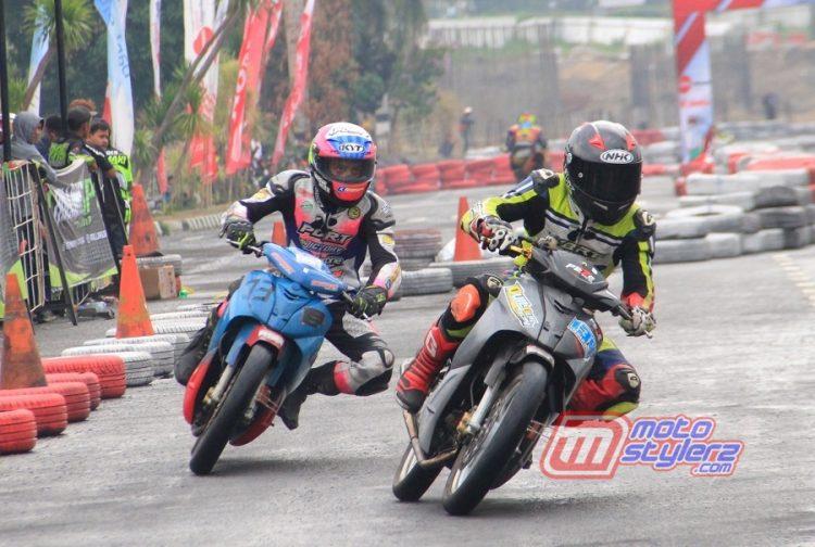 RTP6 Open Road Race Sumber Production-Kembali Sukses Manjakan 350 Stater Jawa Barat