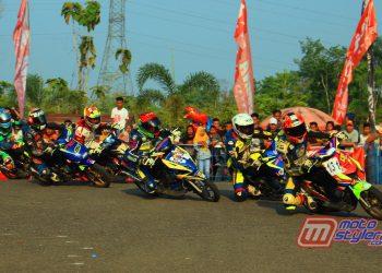 Seri Kedua Matic Race By AG Production-Berlangsung Sukses Di Lubuk Linggau