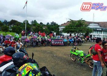 Family Gathering Ninja Independent Bersatu-Perrdana Dihadiri 155 Komunitas Ninja Se Jabodetabek
