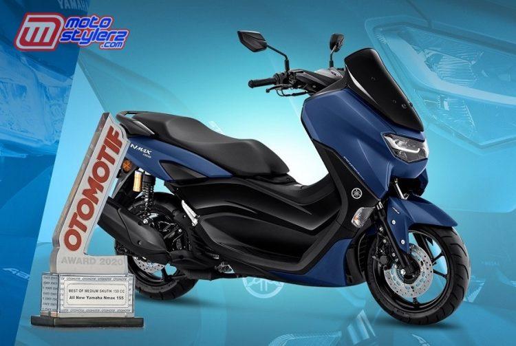 All New NMAX 155-Best of Medium Skutik 150cc
