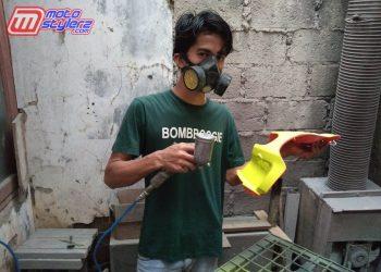 Arif Nasihul Amin-Dari Mimpi, Kini Sukses Terealisasi Sebagai Painter Rujukan Modifstylerz
