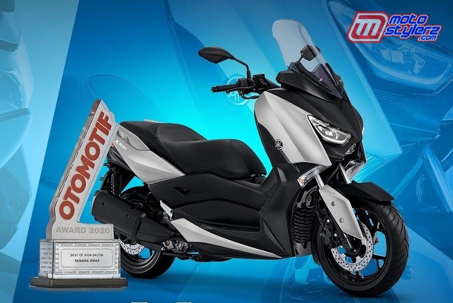 Yamaha XMAX-Best of High Skutik