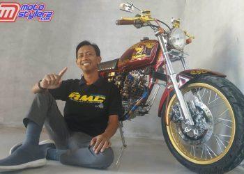 Agus Setiawan-Owner RMC Modified, Berprestasi Bareng Motor Classic