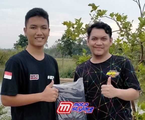 Ada Doorprize Buat Member-Diberikan Bayu Fidhyah (Ketua Yahon Subang & Owner BFR Speed Shop)