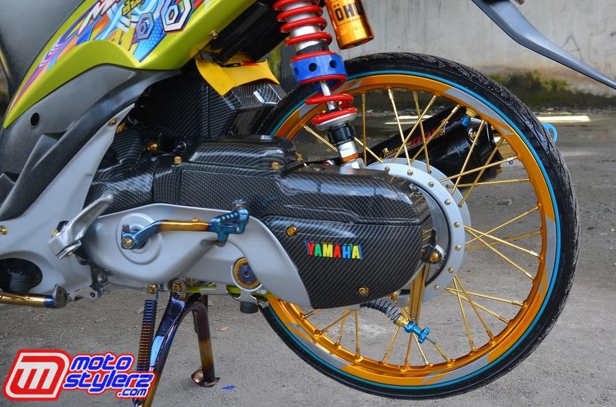 Aseso Heng-Mutlak Jadi Detailing, Pendongkrak Roda Gaul Harian