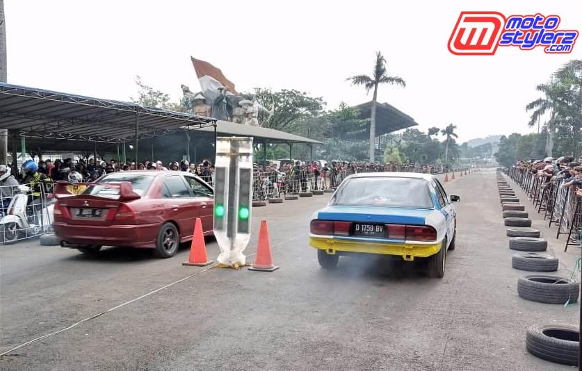 Drag Race-Penyalur Adrenalin Ditengah Misi Silaturahmi