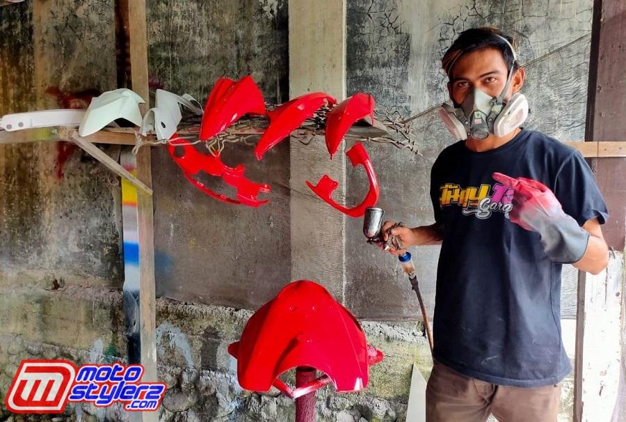 Jasa Paint Hingga Karbon-Kualitas Hyupppe, Harga Silaturahmi