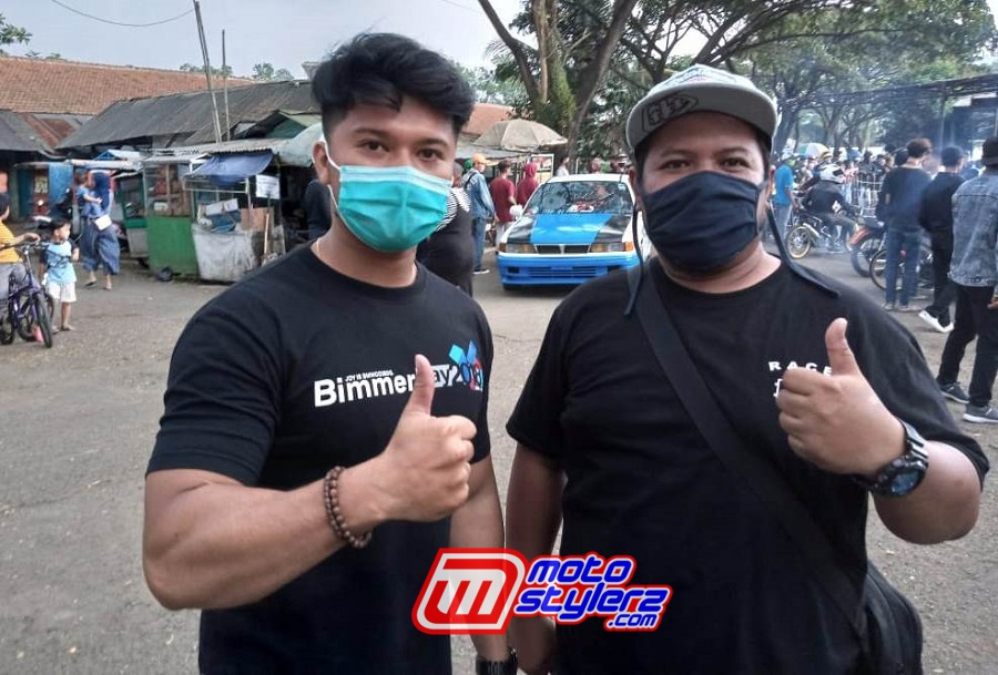 bro Felykgs & Bro Sandi Dadoo (Managemen Sumber Production)-Latihan Jalan Terus, Protokol Kesehatan Diutamakan