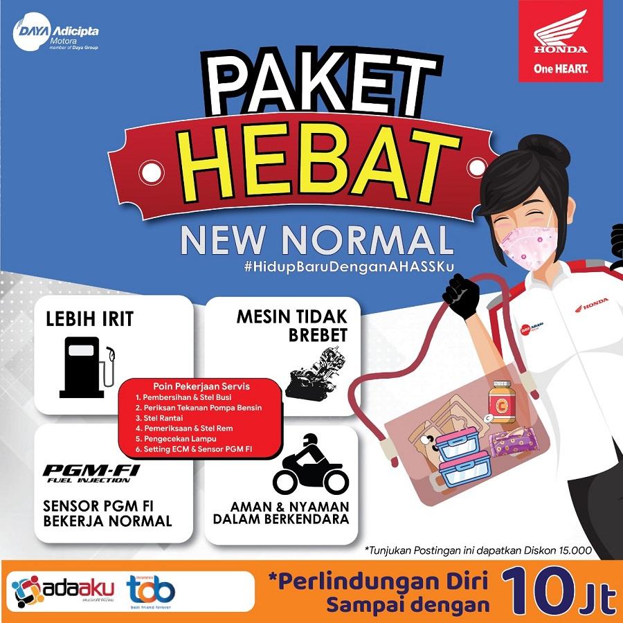 Paket Hebat New Normal