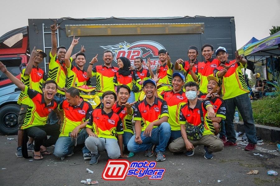 Dewasena Racing Team Karawang-Kian Solid, Siap Prestasi