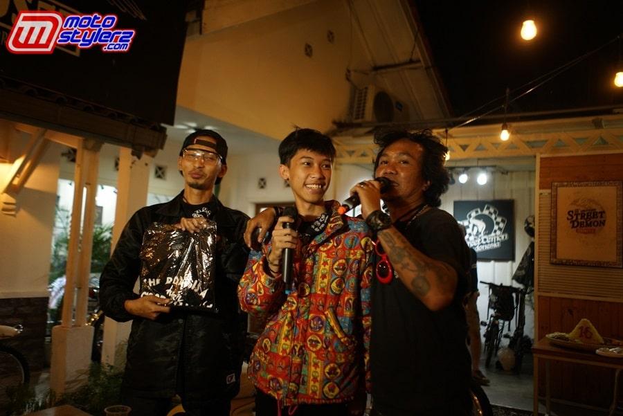 Fadly Jhon & Usang UC-Duet MC Ngocol Yang Juga Member SDI-Sukses Panaskah Momen Ultah SDI Bareng Game Meriah