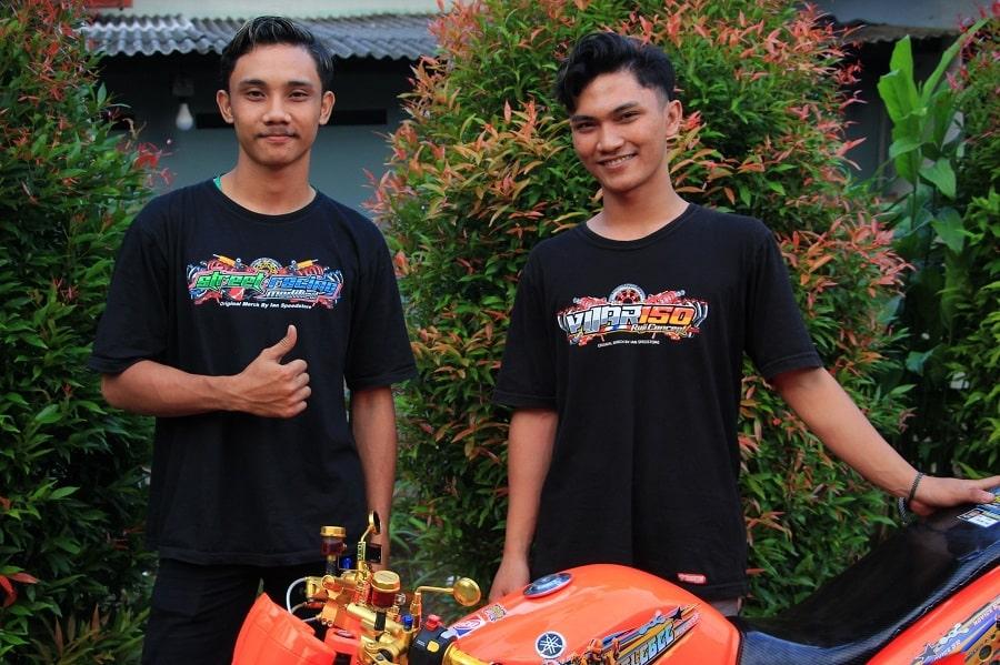 Fikri (Owner) & Ian Speed Store (Modifikator)-Kompak Wujudkan Maskot Bergengsi