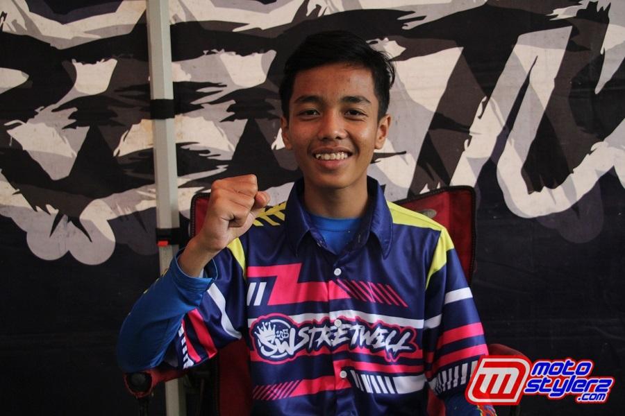 Fillah Andika Putra-Management Street Well Dipastikan Beri Special Hadiah Di Jabar Open Road Race (Subang)