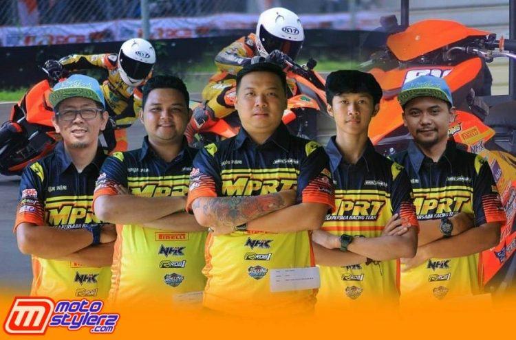 Skuad MPRT 2020-Siap Perform Di Jabar Open Road Race (Subang)