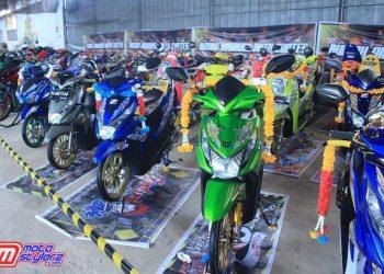 50 Maskot Keren Bergenre Thailook Mendominasi Hajatan Ke 6 Rumah Airbrush Auto Contest (Palembang)