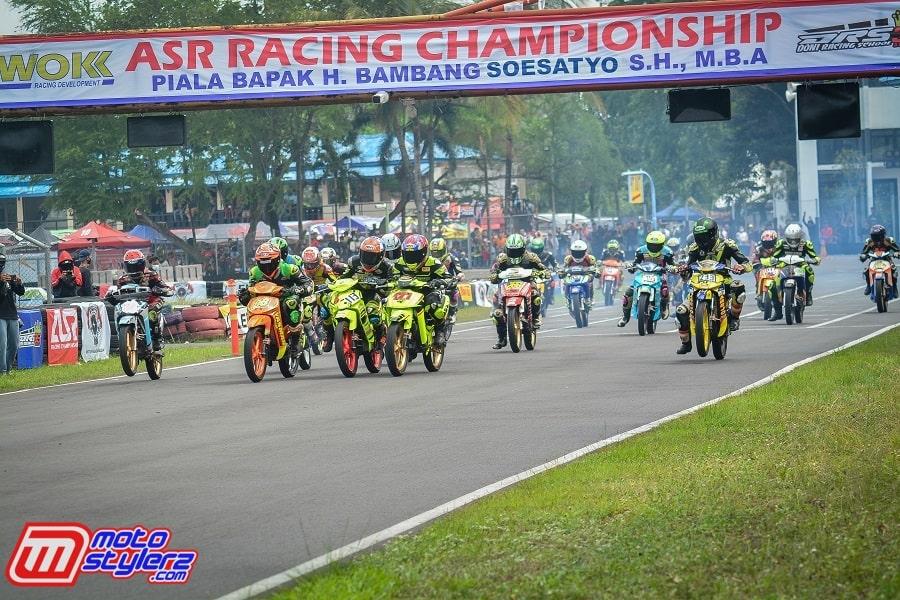 ASR Racing Championship- Mantab di Serbu 700 Starter.