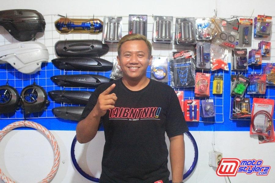 BZ Variasi-Banyak Sajikan Asesoris Thailand