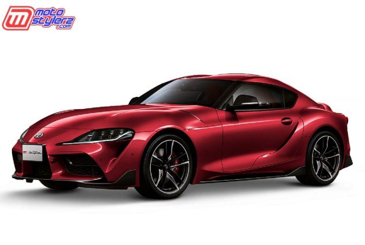 Toyota GR Supra-Menghadirkan Penyegaran, Jauh Lebih Bertenaga, Stabil & Sporty-min