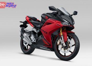 Honda CBR250RR.Bravery Red Black