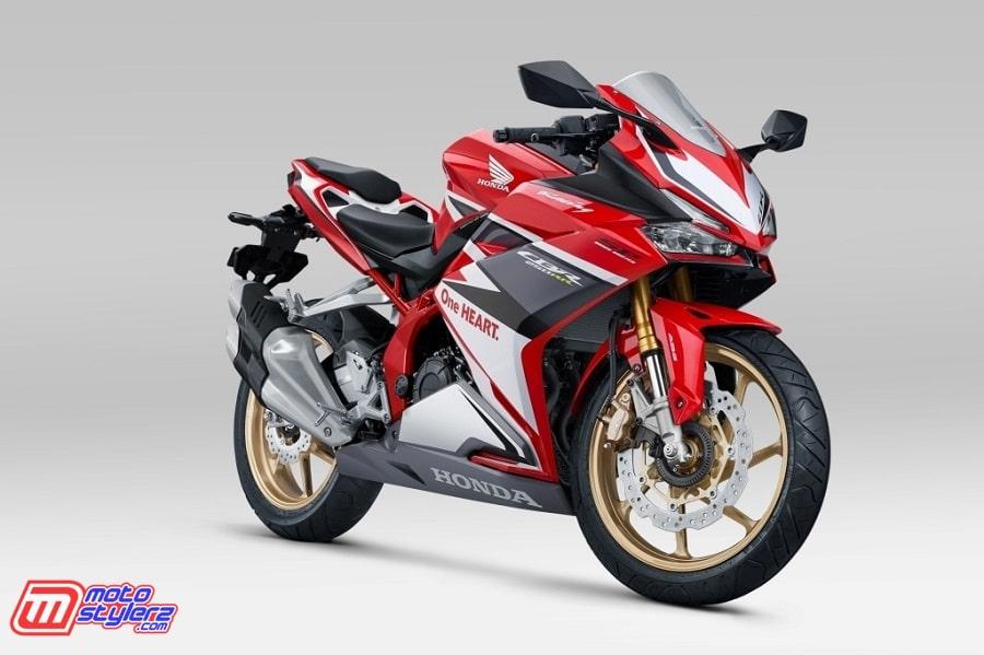 Honda CBR250RR.Honda Racing Red