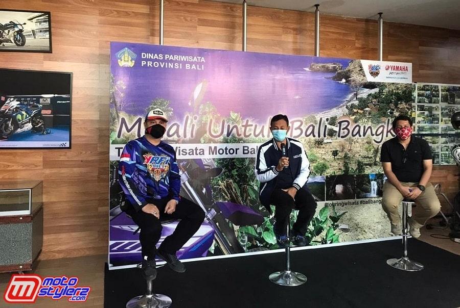 Press Conf-Jadi Ajang Promosi & Tujuan Memajukan Wisata Bali