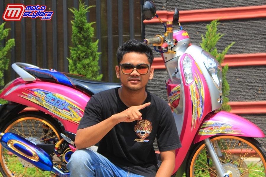 Sendy (Loco)-Owner & Pecinta Thailook Pemula