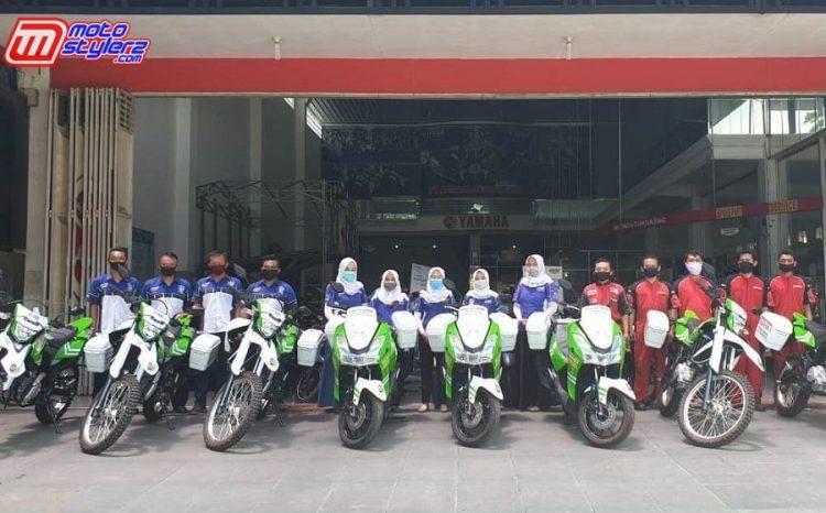 Yamaha Support Dinkes Kab Tulungagung