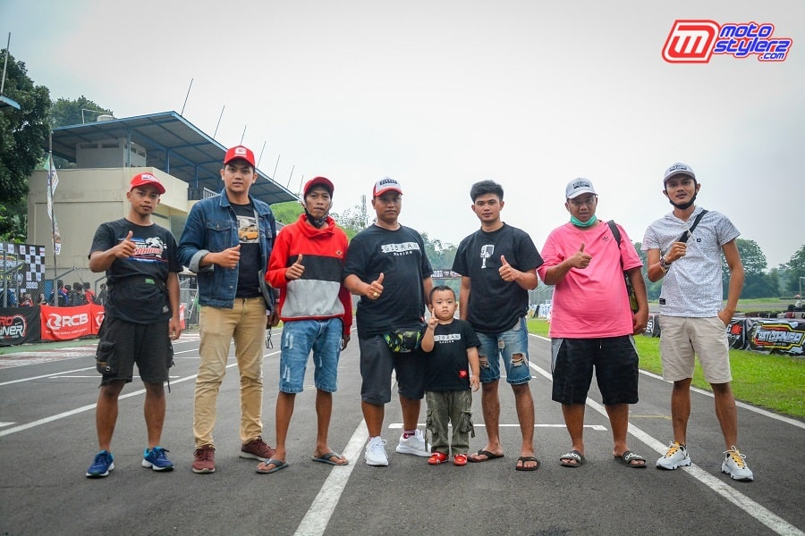 Zaldi Gibran BBS Racing-Jadi Ancaman Baru Di Dunia Balap Matik Tanah Air
