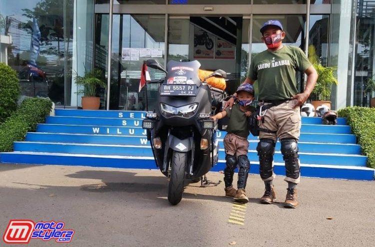 Lilik Gunawan & Belda (Putra Kesayangan)-Kompak Kembali Touring Jarak Jauh