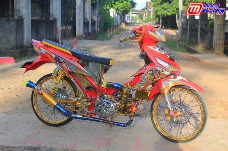 Maskot K-Chank Work Shop-Bukti Setia Di Genre Racing Style