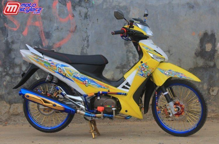 Supra X125-Thailook Harian Only